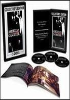 American Gangster (2007) (Collector's Edition, 3 DVDs + Buch)