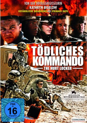 Tödliches Kommando - The Hurt Locker (2008) (Steelbook)