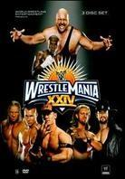 WWE: Wrestlemania 24 (Limited Edition, 3 DVDs)