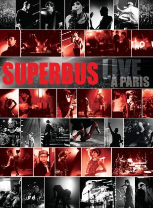 Superbus - Live à Paris (Limited Edition, DVD + CD)