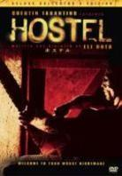 Hostel (2005) (Deluxe Collector's Edition, 2 DVDs)