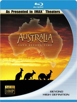 Australia: Land before time (Imax)
