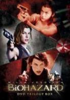 Resident Evil - Trilogy (Limited Edition, 3 DVDs)