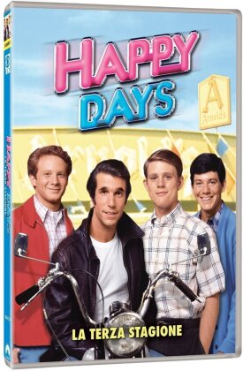 Happy Days - Stagione 3 (Neuauflage, 4 DVDs)