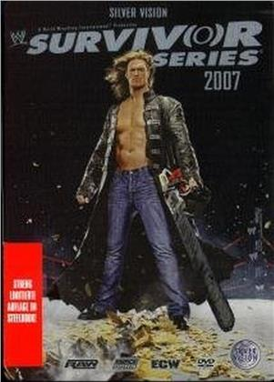WWE: Survivor Series 2007 (Limited Edition, Steelbook)