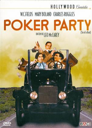 Poker Party (1934) (Digibook, n/b)