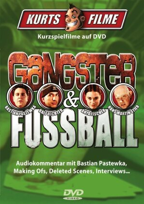 Kurts Filme - Fussball-Megabox (4 DVDs)