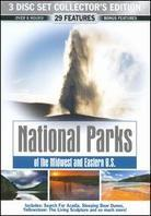 National Parks of the Midwest and Eastern U.S. (Collector's Edition, 3 DVDs)