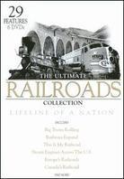 Ultimate Railroads Gift Set (Collector's Edition, 6 DVDs)
