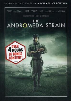 The Andromeda Strain (2008) (2 DVDs)