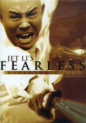 Jet Li's Fearless (2006) (Director's Cut, 2 DVDs)