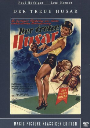 Der treue Husar (1954) (Magic Picture Klassiker Edition, s/w)