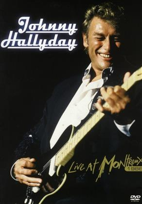 Hallyday Johnny - Live at Montreux 1988