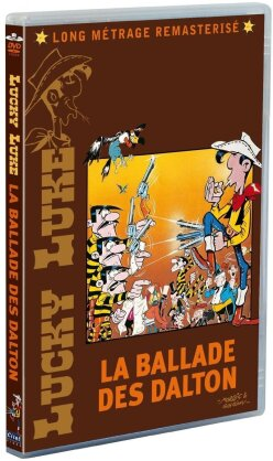 Lucky Luke - La ballade des Dalton (1978) (Remastered)