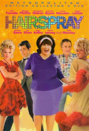 Hairspray (2007) (Collector's Edition, 2 DVD)