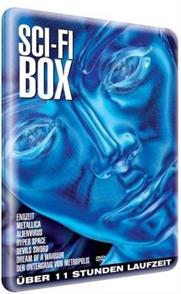 Sci-Fi Box (Steelbook, 2 DVDs)