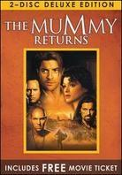 The Mummy Returns (2001) (Deluxe Edition, 2 DVDs)