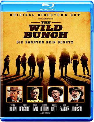 The Wild Bunch - Sie kannten kein Gesetz (1969) (Director's Cut)