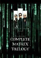 Matrix - Trilogy (Collector's Edition, 3 DVDs)