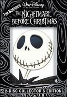 The Nightmare Before Christmas (1993) (Collector's Edition, 2 DVD)