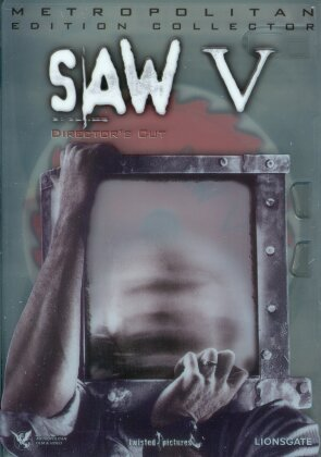 Saw 5 (2008) (Director's Cut, Collector's Edition)