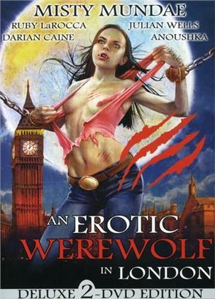 An Erotic Werewolf in London (2006) (Deluxe Edition, 2 DVDs + Buch)