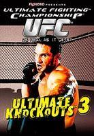 UFC: Ultimate Knockouts - Vol. 3