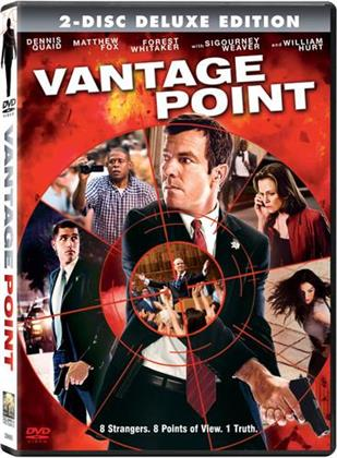 Vantage Point (2008) (Deluxe Edition, 2 DVDs)