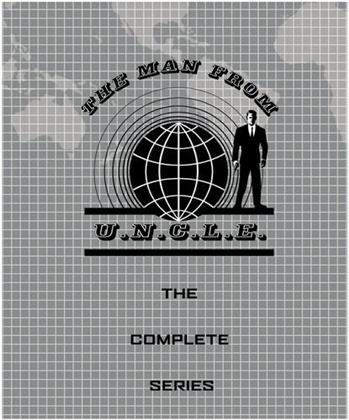 The Man from U.N.C.L.E. - The Complete Series (s/w, 41 DVDs)