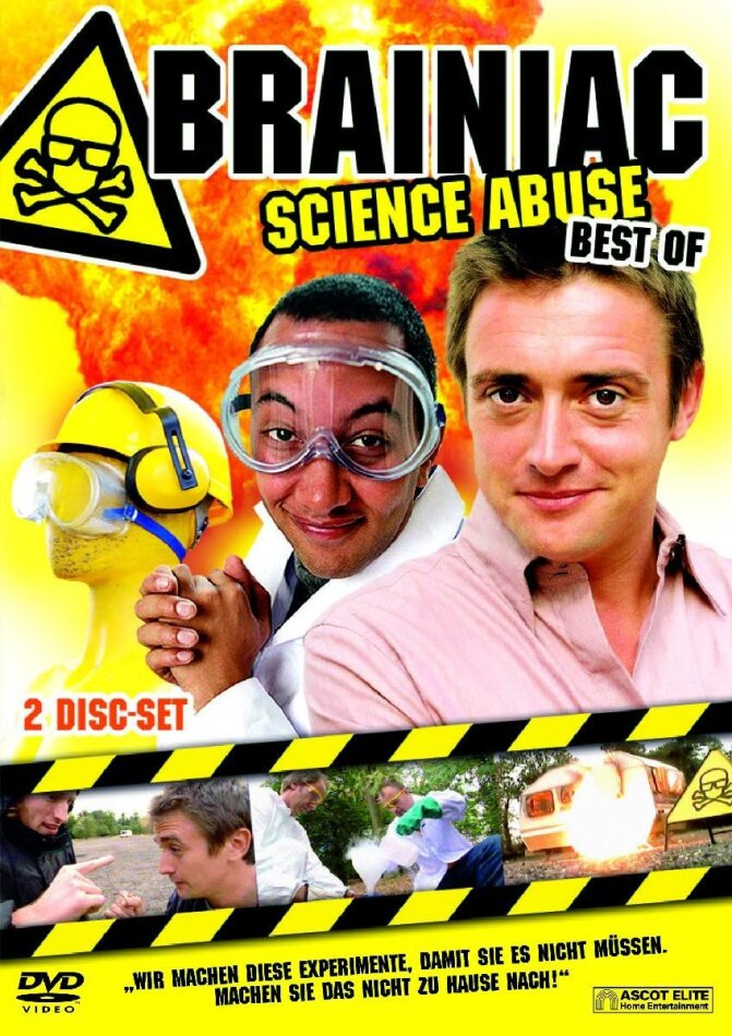 Brainiac - Science Abuse - Best of (2 DVDs)