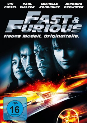 Fast & Furious 4 - Neues Modell. Originalteile. (2009)