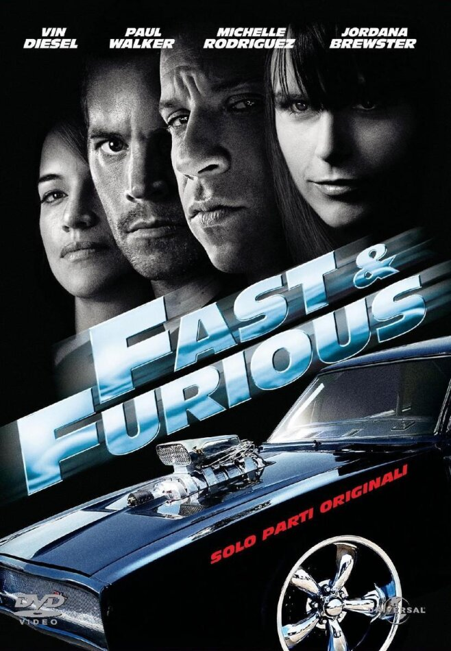 Fast and Furious 4 - Solo parti originali (2009)