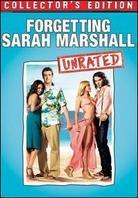 Forgetting Sarah Marshall (2008) (Collector's Edition, Unrated, 3 DVDs)