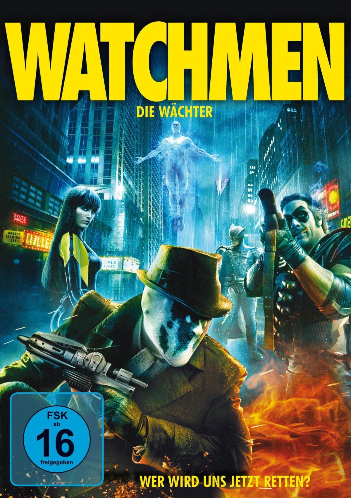Bild Watchmen - Die Wächter (2009)
