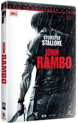 John Rambo (2008) (Collector's Edition, Steelbook, 2 DVDs)