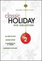 Warner Brothers Holiday Collection - Vol. 2 (Versione Rimasterizzata, 4 DVD)