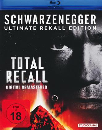 Total Recall (1990) (Ultimate Rekall Edition, Remastered, Uncut)