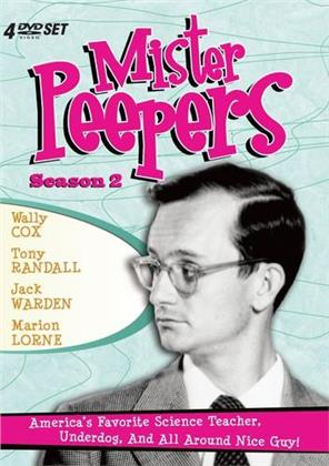 Mister Peepers - Season 2 (s/w, 4 DVDs)
