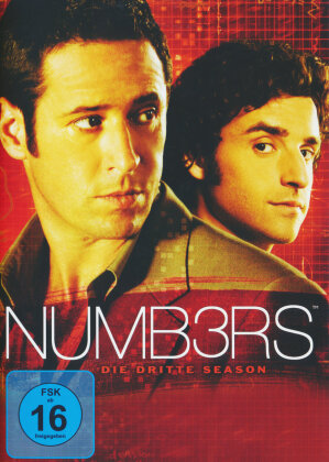 Numbers - Staffel 3 (6 DVDs)