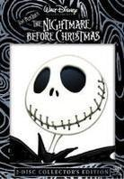 The Nightmare before Christmas (1993) (Collector's Edition, 2 DVDs)