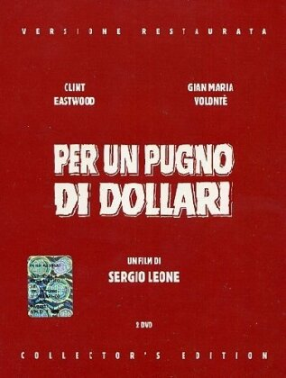 Per un pugno di dollari (1964) (Collector's Edition, 2 DVD)