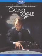 James Bond: Casino Royale (2006) (Deluxe Edition, 2 Blu-rays)