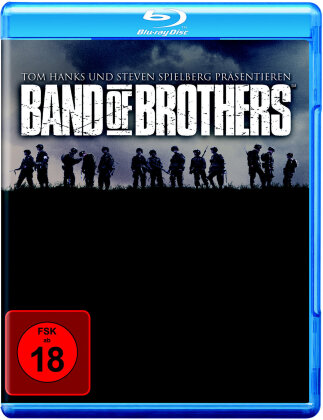 Band of Brothers - (FSK 18) (6 Blu-rays)