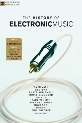 Various Artists - The History of Electronic Music