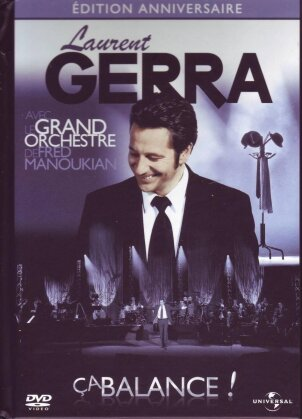 Laurent Gerra - Ça balance (Collector's Edition, 2 DVDs + CD)