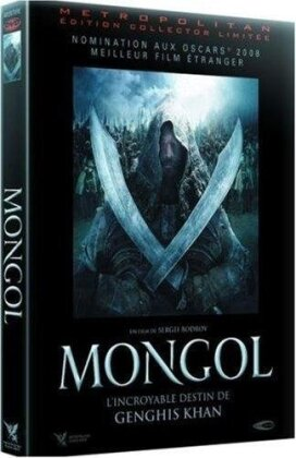 Mongol (2008) (Collector's Edition, DVD + Buch)