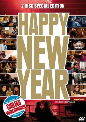 Happy New Year (2 DVDs)