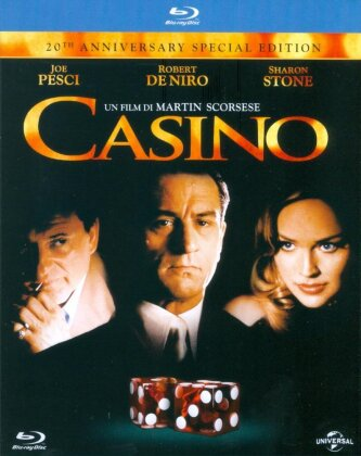 Casino (1995) (20th Anniversary Edition)