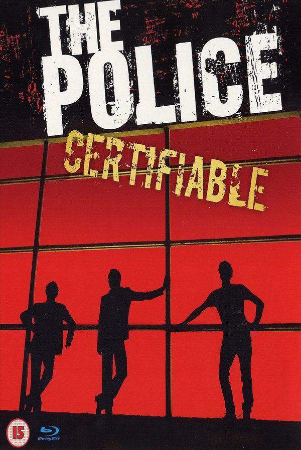 Police - Certifiable (Blu-ray & 2 CDs)
