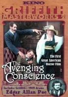 The Avenging Conscience / Edgar Allen Poe (1914) (Remastered)